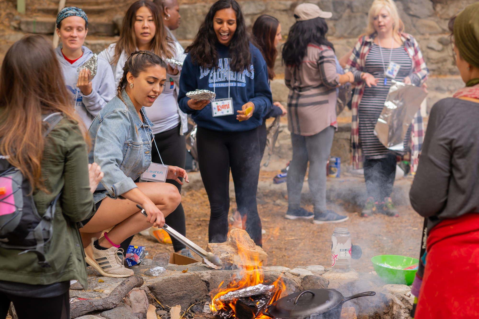 Camp HEAL 2019: Camp Cooking with Kara Hardman