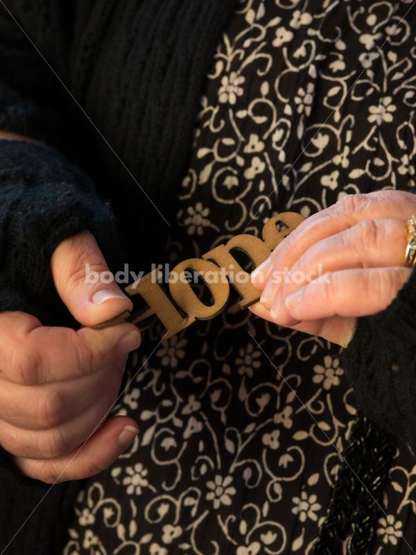 Royalty Free Stock Photo: Broken Hope - Body Liberation Photos
