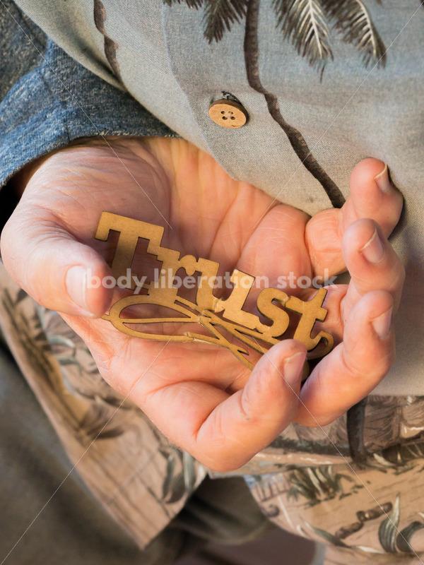 Royalty Free Stock Photo: Broken Trust - Body Liberation Photos
