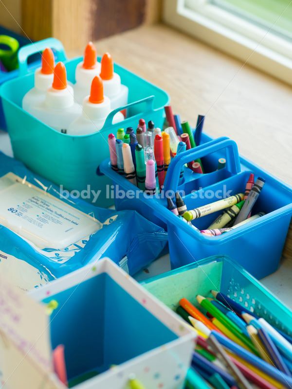 School supplies - Body Liberation Photos
