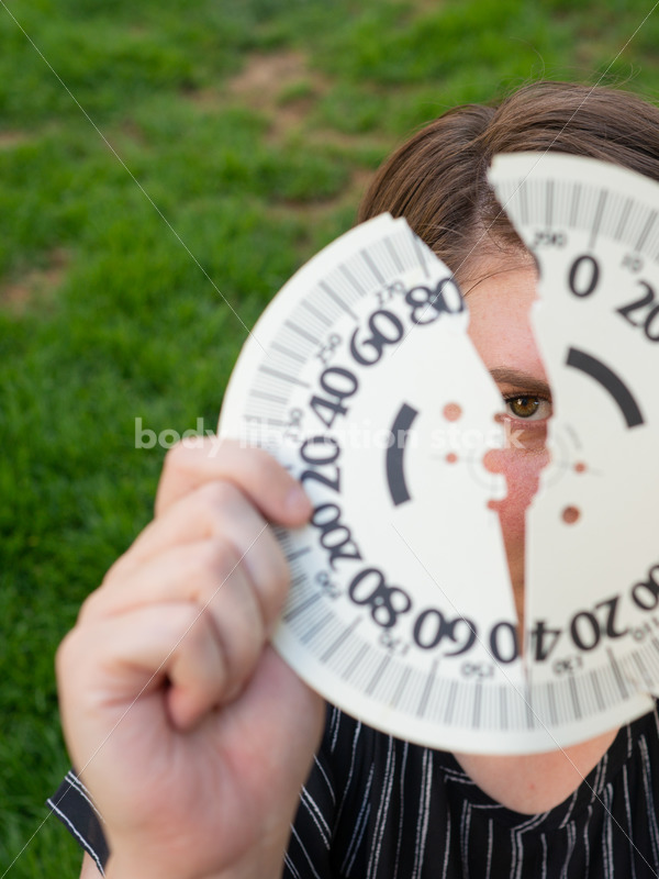 Anti-Diet Stock Image: Scale Smashing - Body Liberation Photos