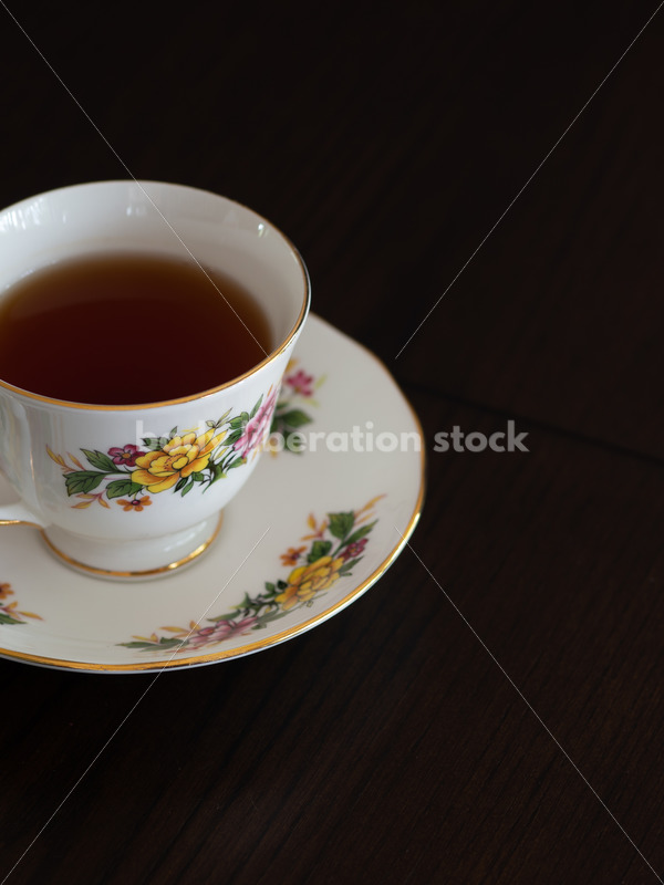 Coaching and Therapy Concept: A Nice Cup of Tea - Body Liberation Photos