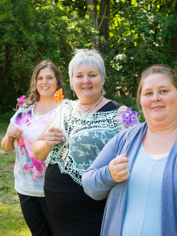 Eating Disorder Recovery Stock Photo: Women Having Fun in Support Group - Body Liberation Photos