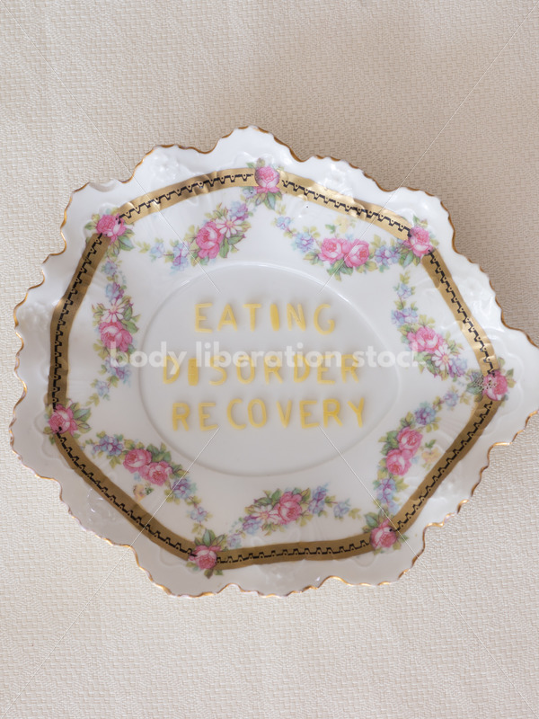 Intuitive Eating Concept: Pasta Letters – Eating Disorder Recovery - Body Liberation Photos
