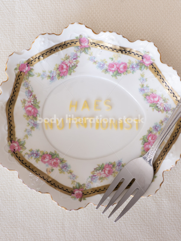 Intuitive Eating Concept: Pasta Letters – HAES Nutritionist - Body Liberation Photos