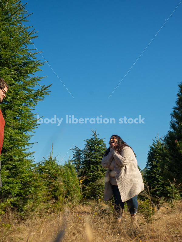 Joyful Movement Stock Image: Couple Running - Body Liberation Photos