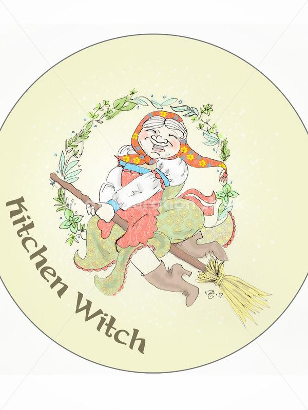 Kitchen Witch - Body Liberation Photos