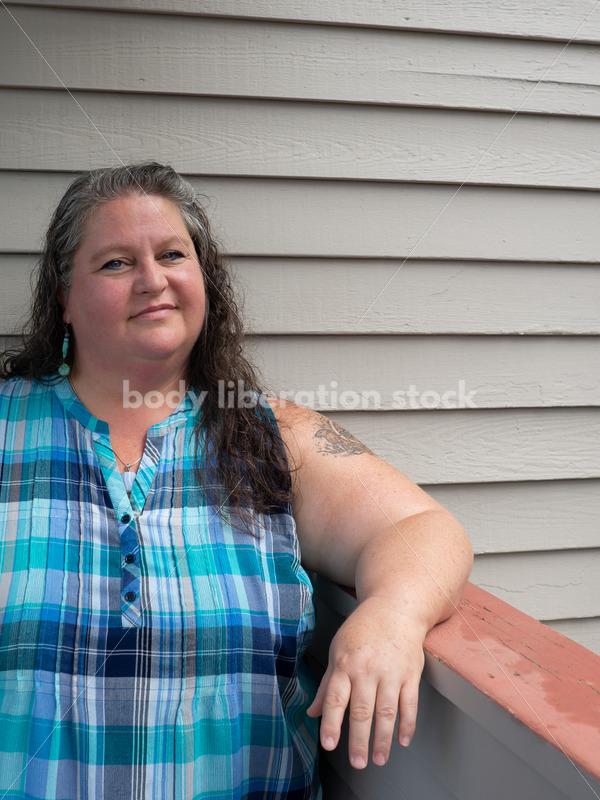 Female healthcare professional portrait - Body Liberation Photos
