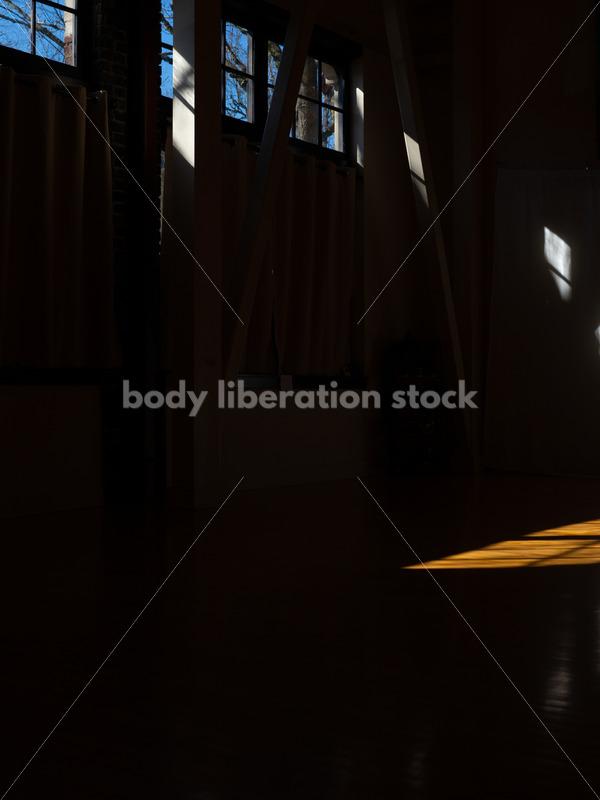 Joyful Movement HAES Stock Photo: Inclusive Yoga Studio - Body Liberation Photos