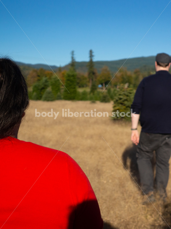 Stock Image: Man Walking Away - Body Liberation Photos