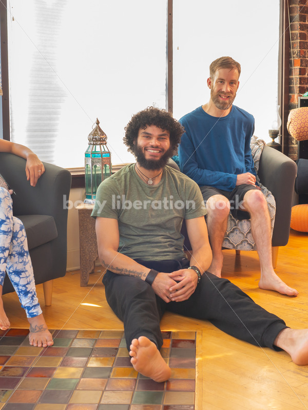 Stock Photo: Diverse Yoga Studio - Body Liberation Photos