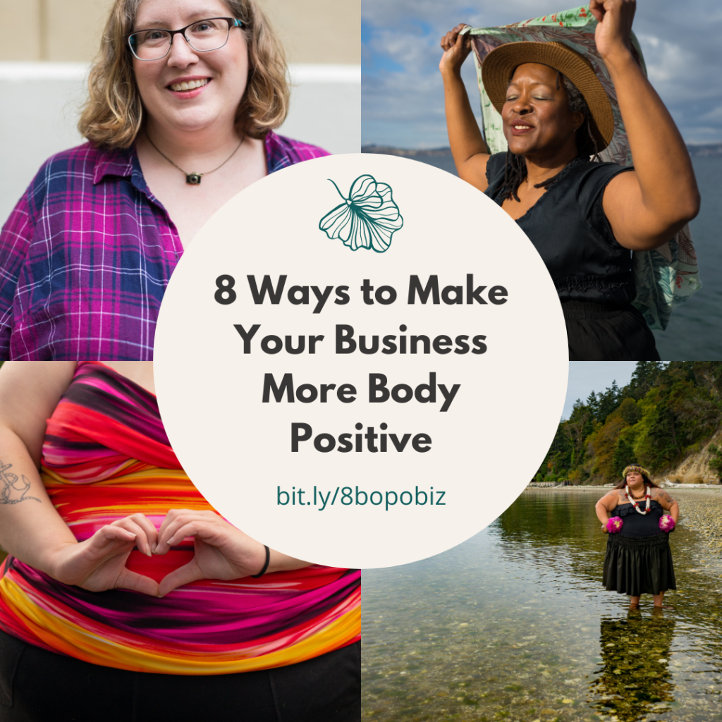 8 Ways to Make Your Business More Body Positive