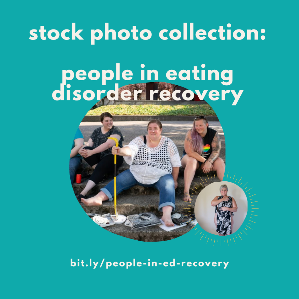 13 Stock Photos to Use When You Talk About Eating Disorder Recovery