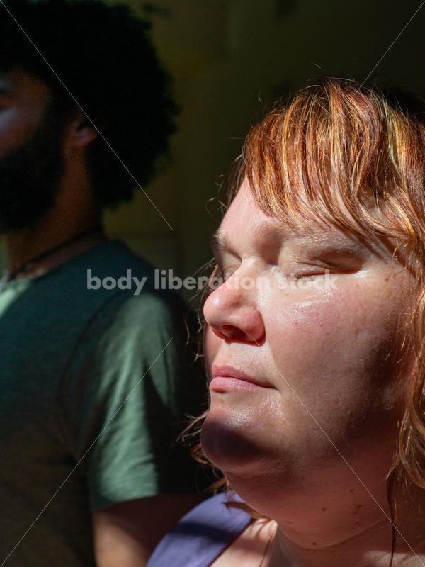 Group Meditation Stock Photo - Body Liberation Photos
